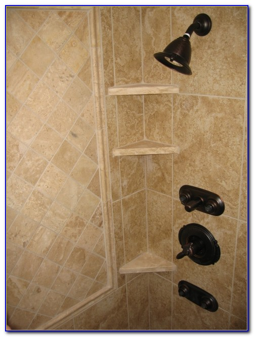 Ceramic Shower Shelves For Tile