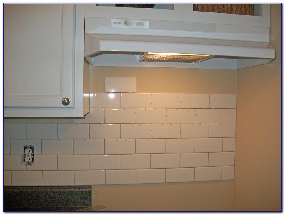 Ceramic Subway Tile Backsplash Ideas