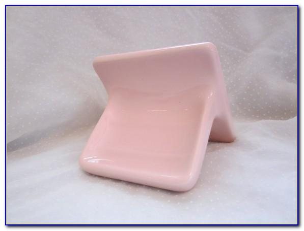 Ceramic Tile Corner Soap Dish