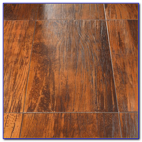 Ceramic Wood Grain Tile