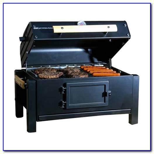 Char Griller 22424 Portable Tabletop Charcoal Grill