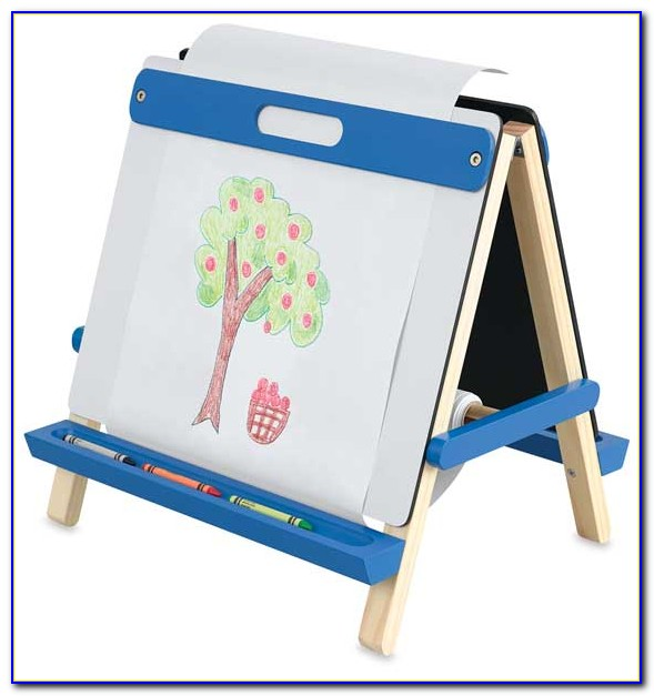 Children's Tabletop Easel