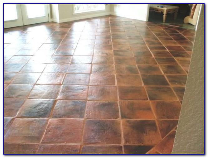 Cleaning Terracotta Tile Floors