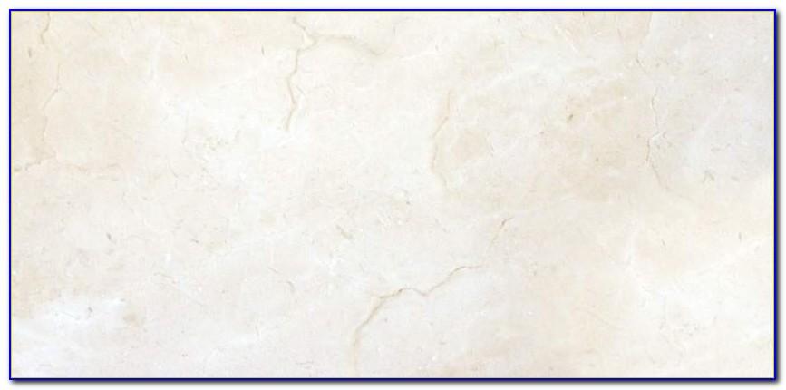 Crema Marfil Marble Tile Backsplash
