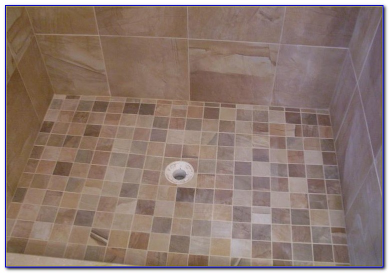 Custom Shower Bases For Tile