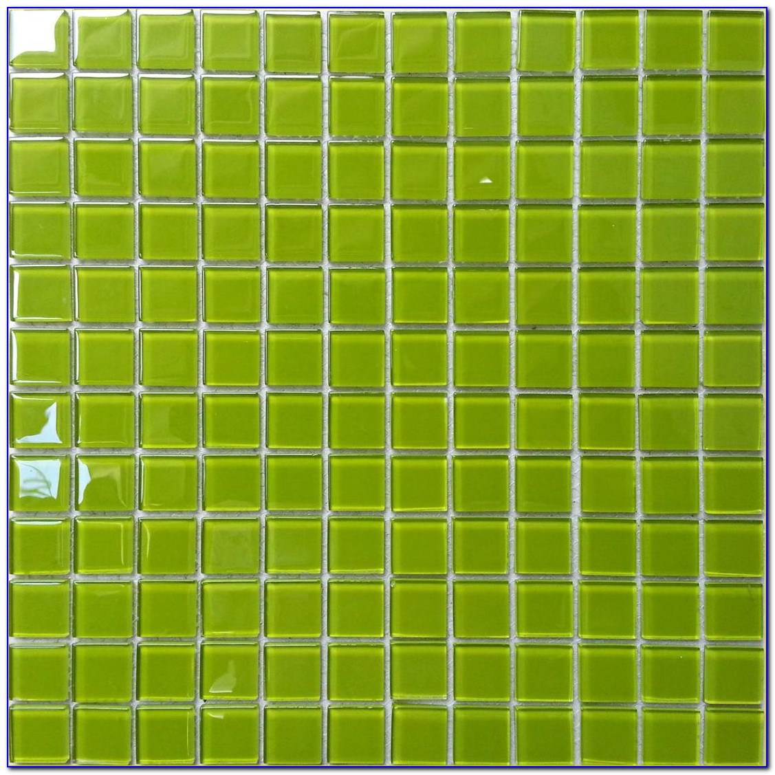 Cutting Glass Mosaic Tile Sheets