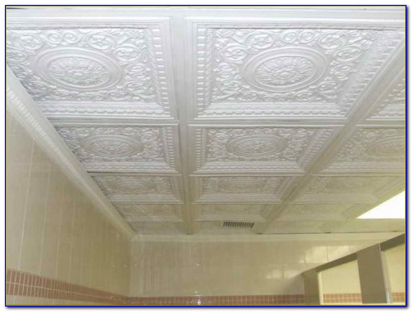 Decorative Drop Ceiling Tiles 2x4