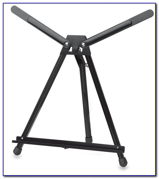 Decorative Metal Table Top Easels