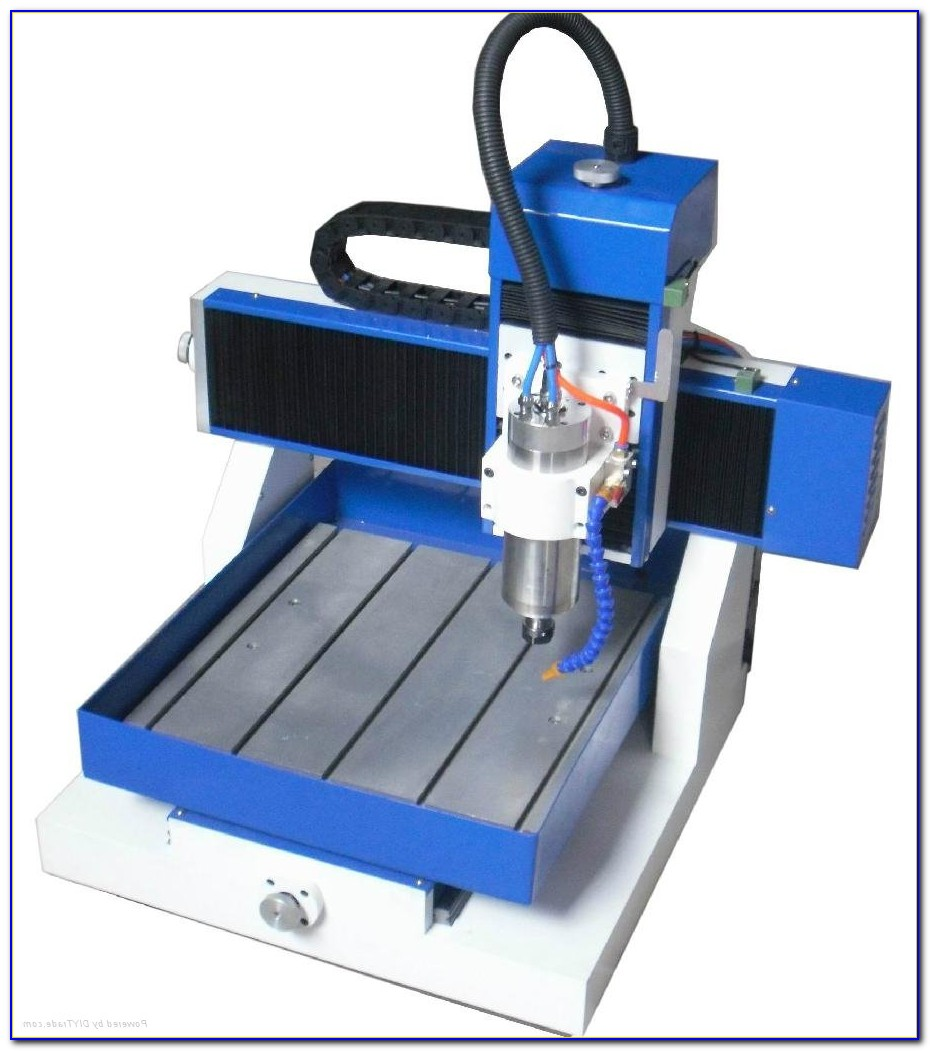Desktop Cnc Router Kit