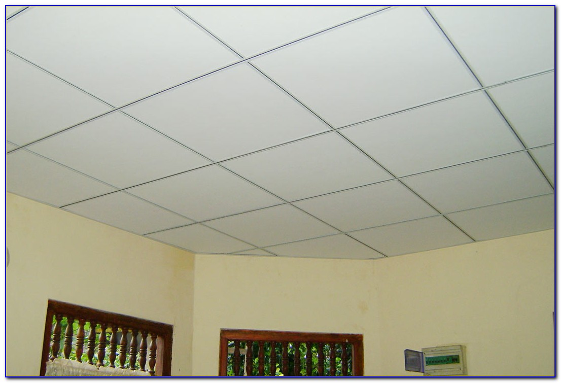 Direct Mount Acoustic Ceiling Tiles