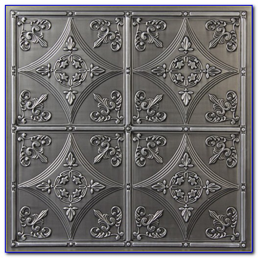 Direct Mount Ceiling Tile Grid
