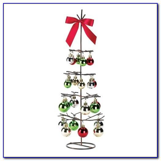 Disney Ornament Table Top Tree