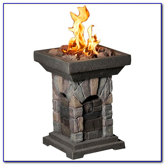 Diy Table Top Gas Fire Pit