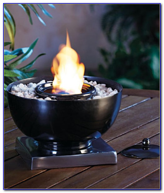 Diy Tabletop Gel Fire Bowl