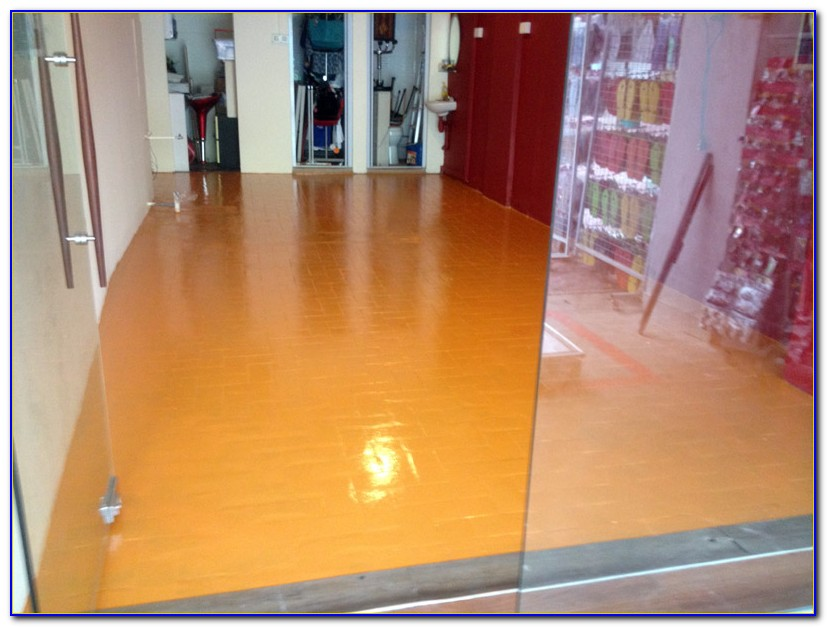 Epoxy Paint For Tile Floors