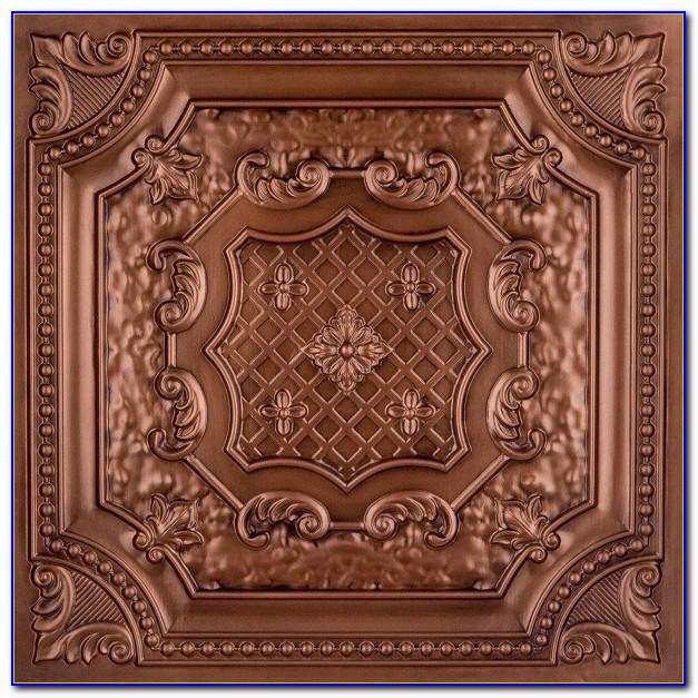 Faux Tin Ceiling Tiles Amazon