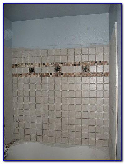 Fiberglass Tub Surround That Looks Like Tile