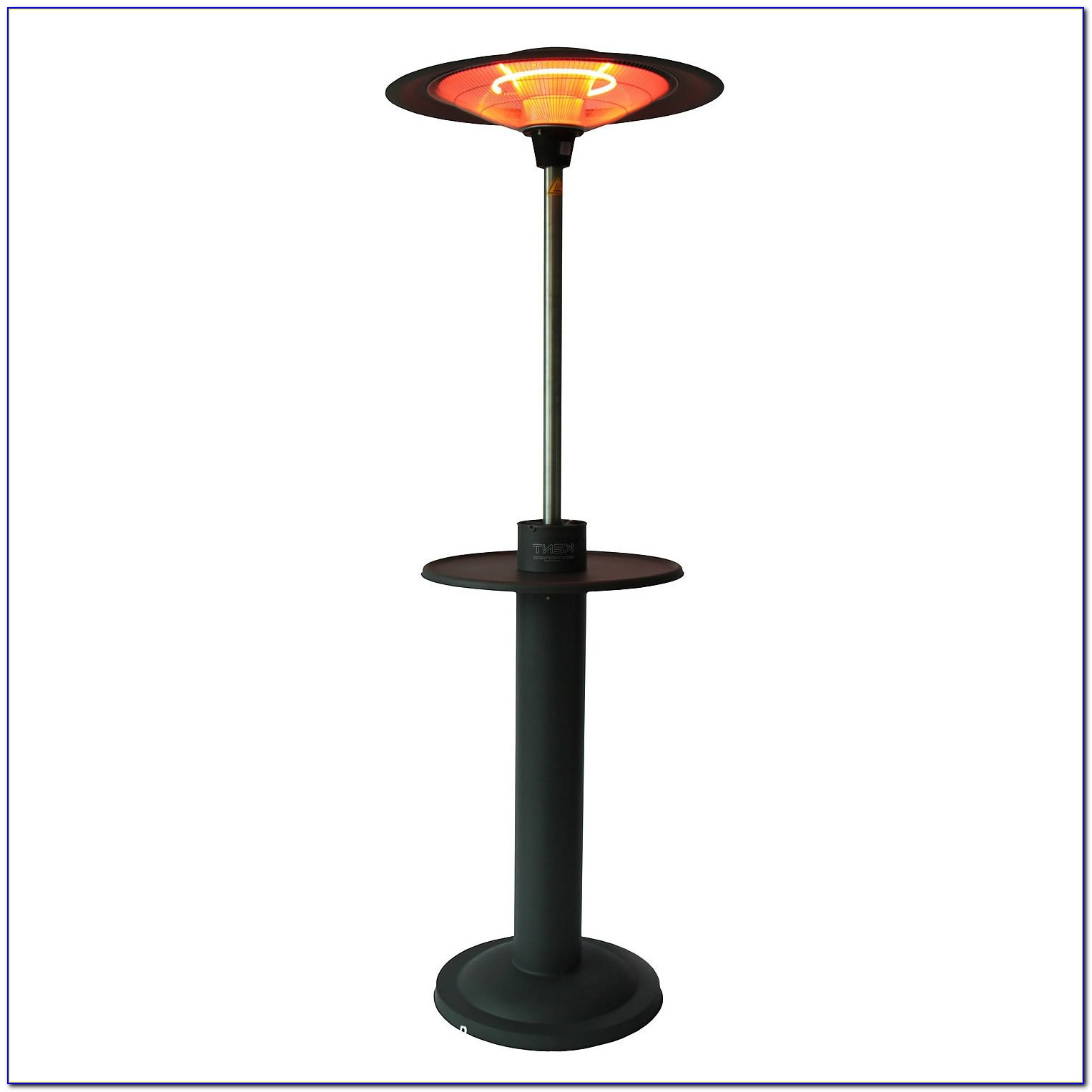 Firefly Electric Tabletop Patio Heater