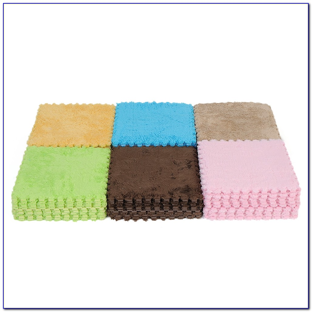 Foam Floor Tiles Nursery