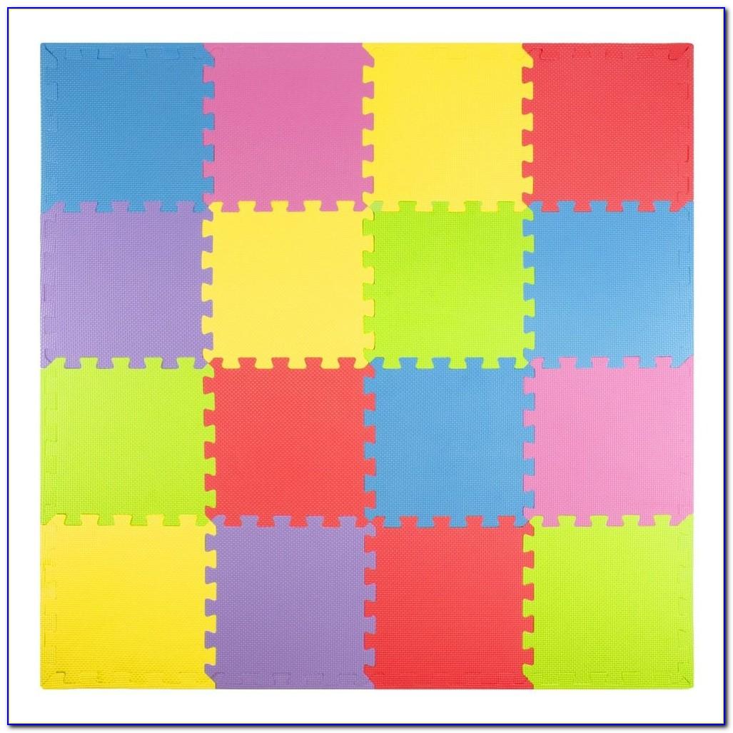 Foam Play Mat Tiles Canada