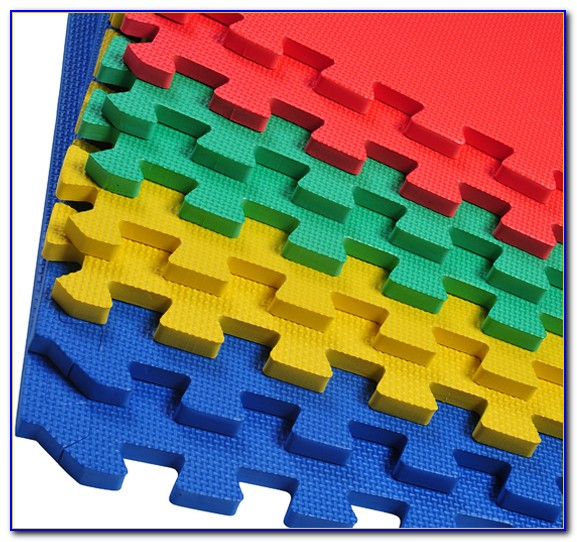 Foam Squares For Playroom Floor
