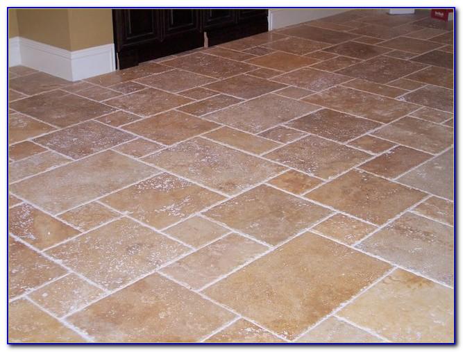French Pattern Travertine Floor Tiles