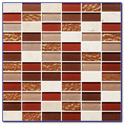 Glass Mosaic Tile Sheets