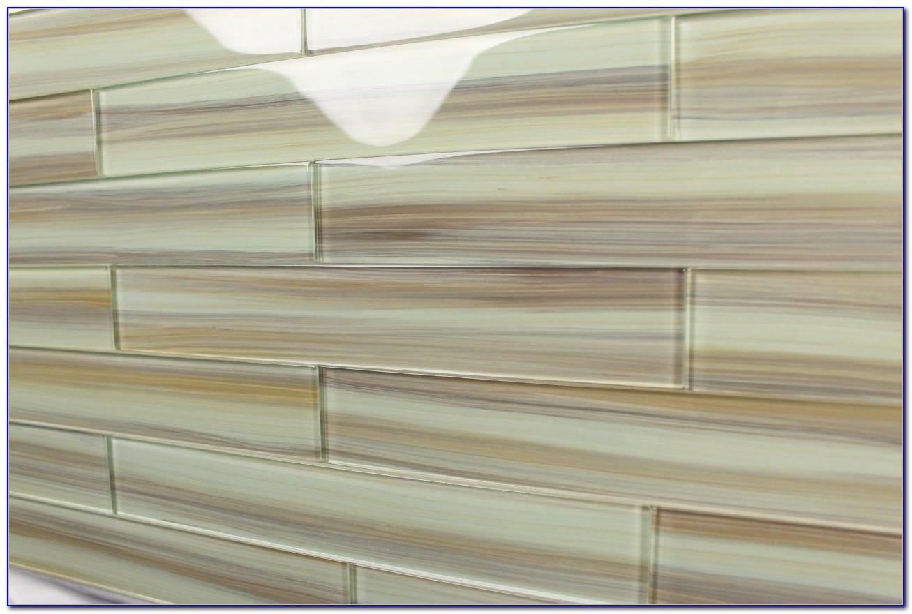 Glass Tile Backsplash Images