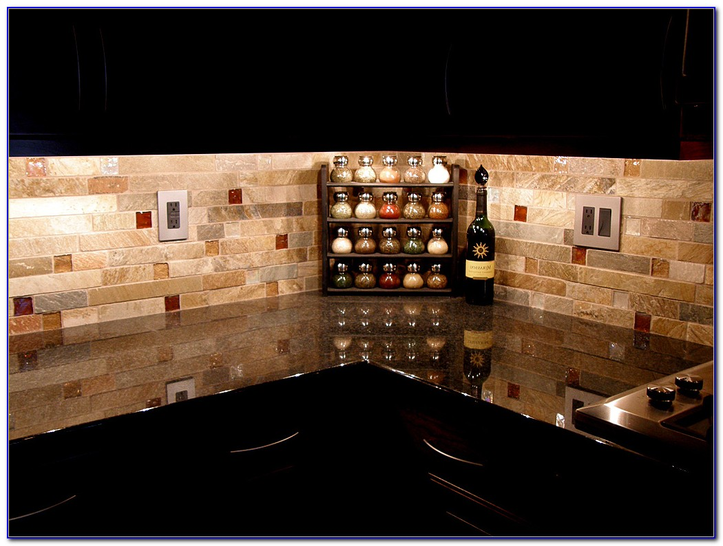 Glass Tile For Backsplash Ideas