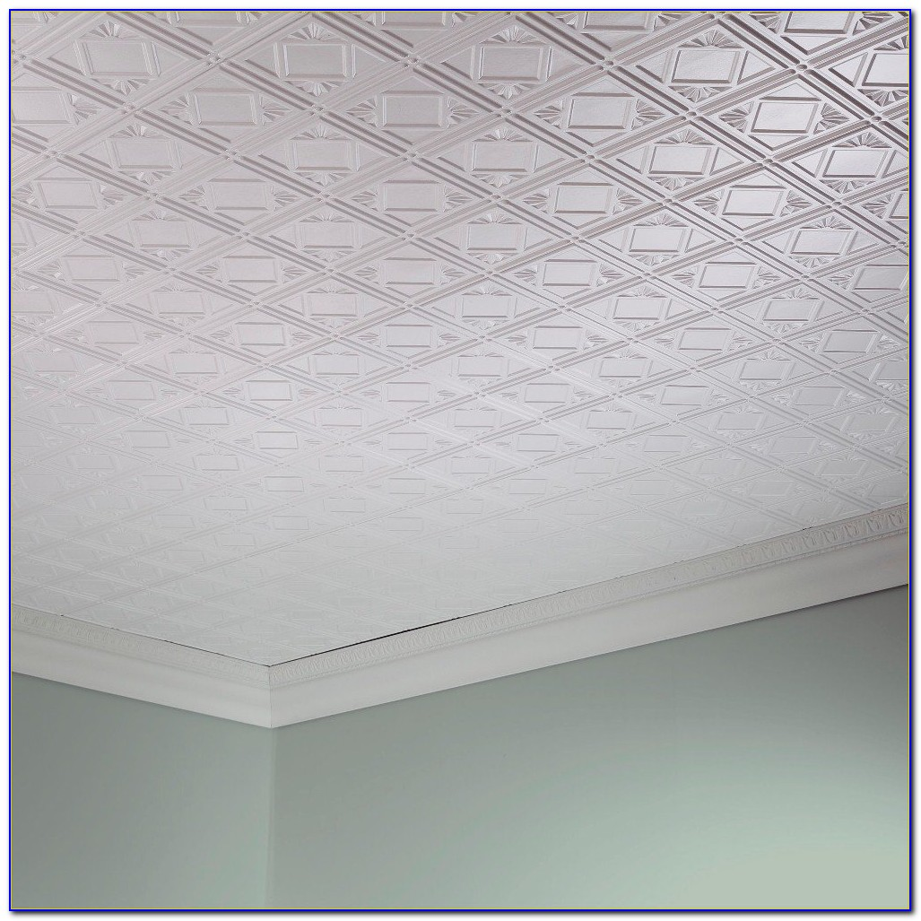 Glue On Ceiling Tiles Canada