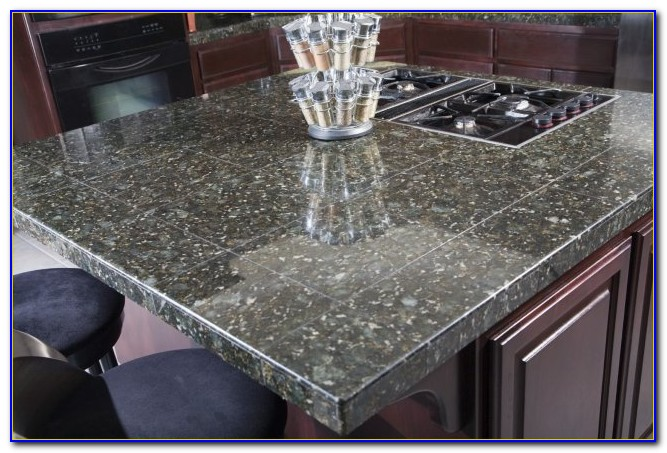 Granite Tiles For Kitchen Countertops