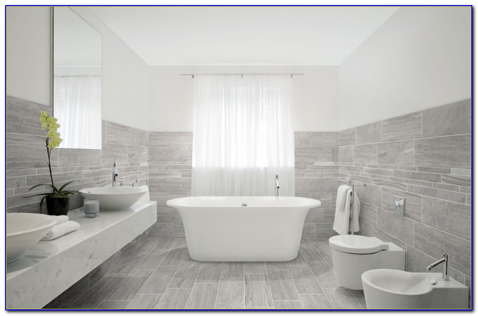 Grey Porcelain Floor Tiles B&q