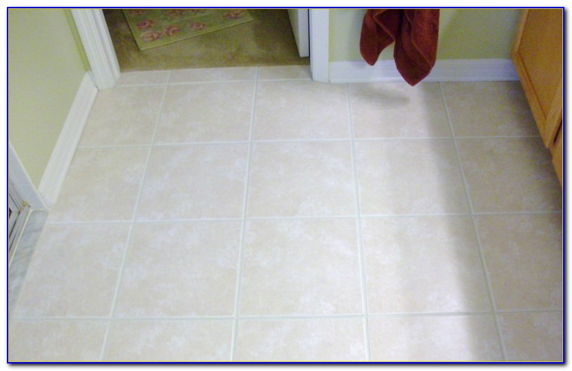 How To Clean Ceramic Tile Grout Floors