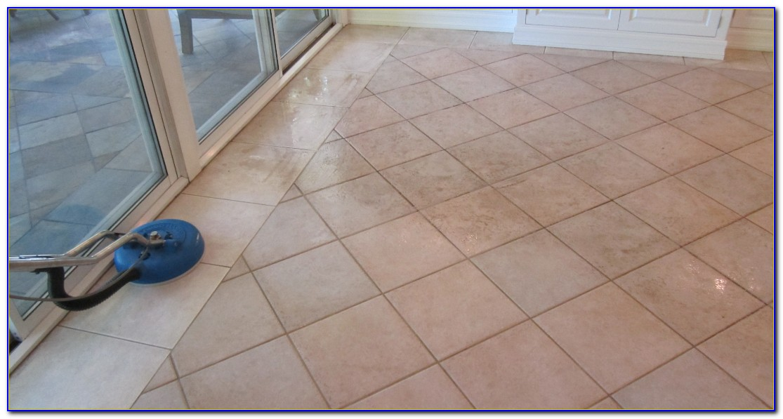 How To Clean Grout In Bathroom Tile Floors