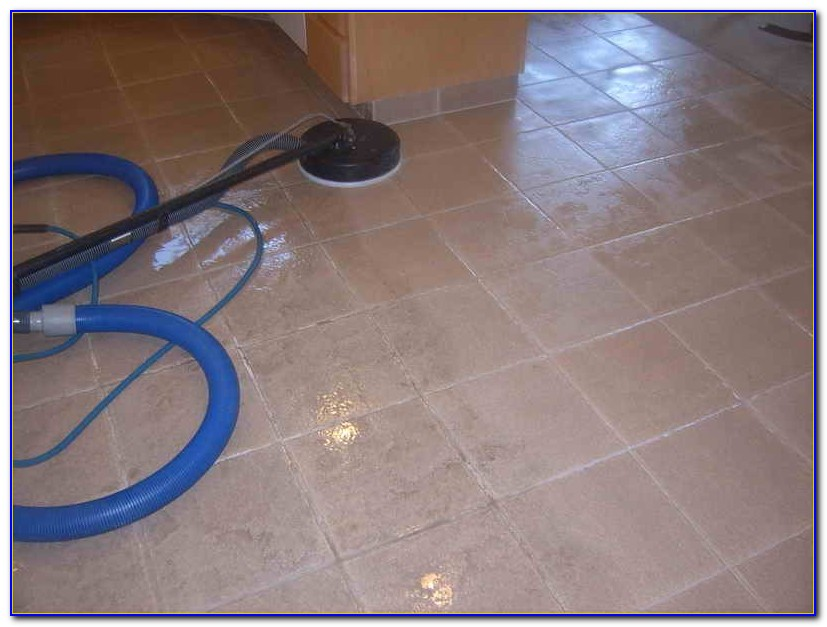How To Clean Grout In Tile Floors With Vinegar