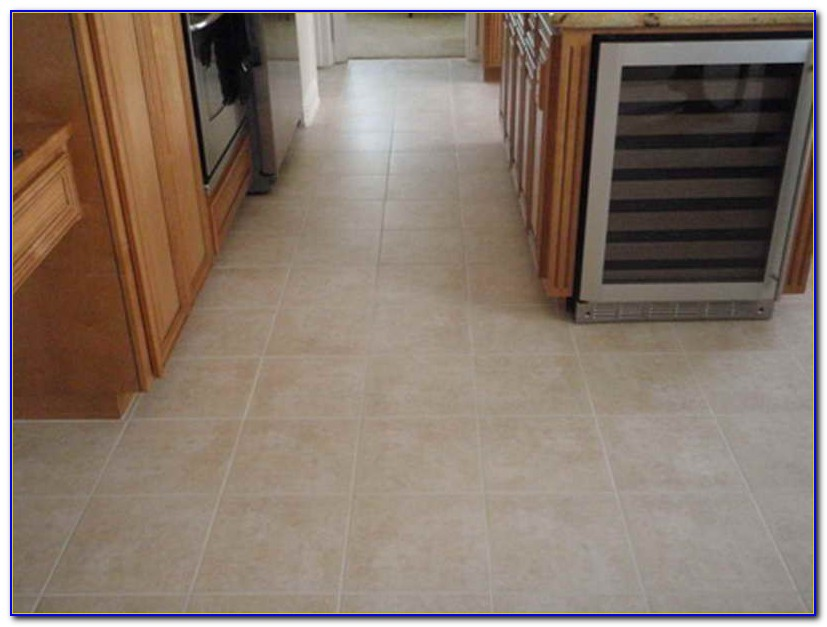How To Clean Grout On Tile Floor Without Scrubbing