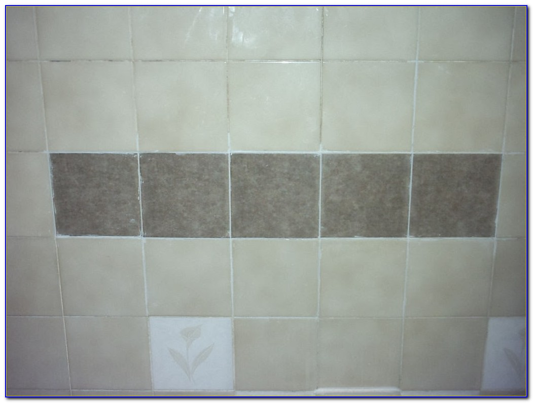 How To Clean Tile Grout On Bathroom Floor