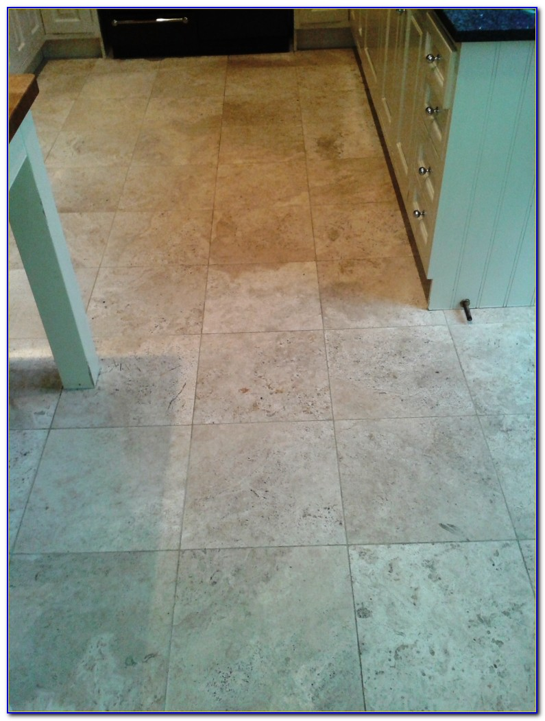 How To Clean Travertine Tile After Grouting