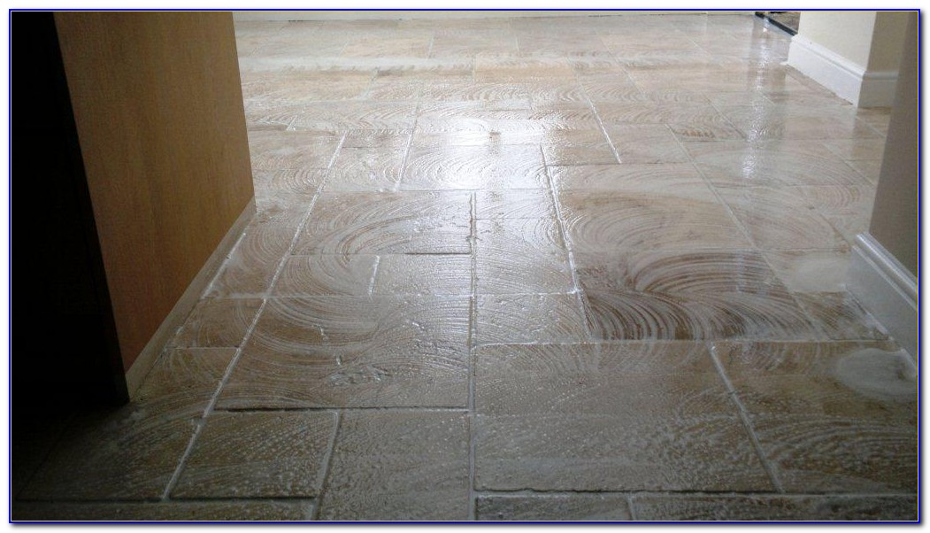 How To Clean Travertine Tile Before Sealing