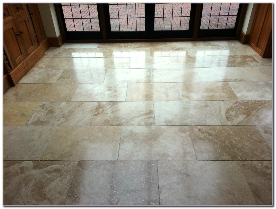 How To Shine Porcelain Tile Floors