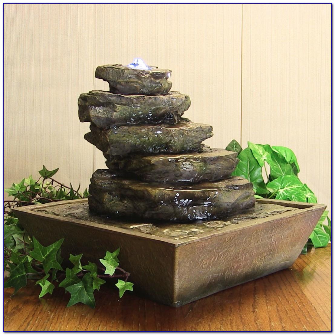 Indoor Tabletop Fountains Photos