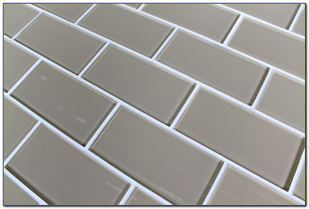 Installing 3x6 Glass Subway Tile