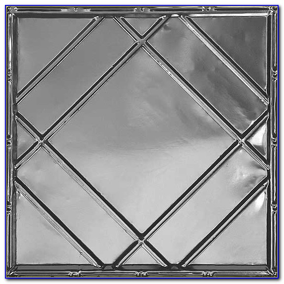 Installing Direct Mount Ceiling Tiles