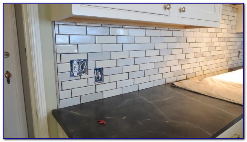 Installing Quarter Round Tile Trim