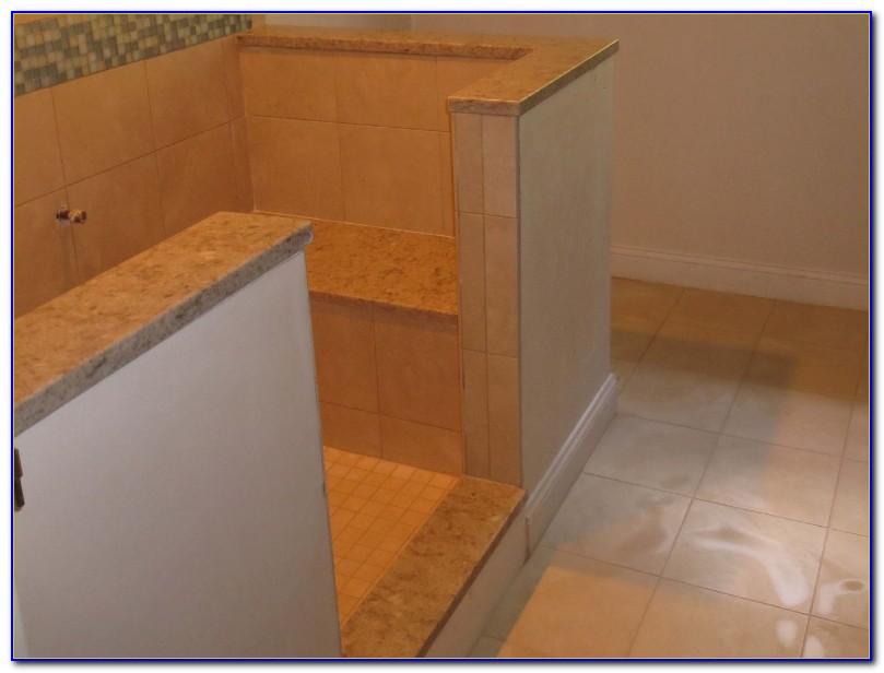 Installing Tile In Shower Corners