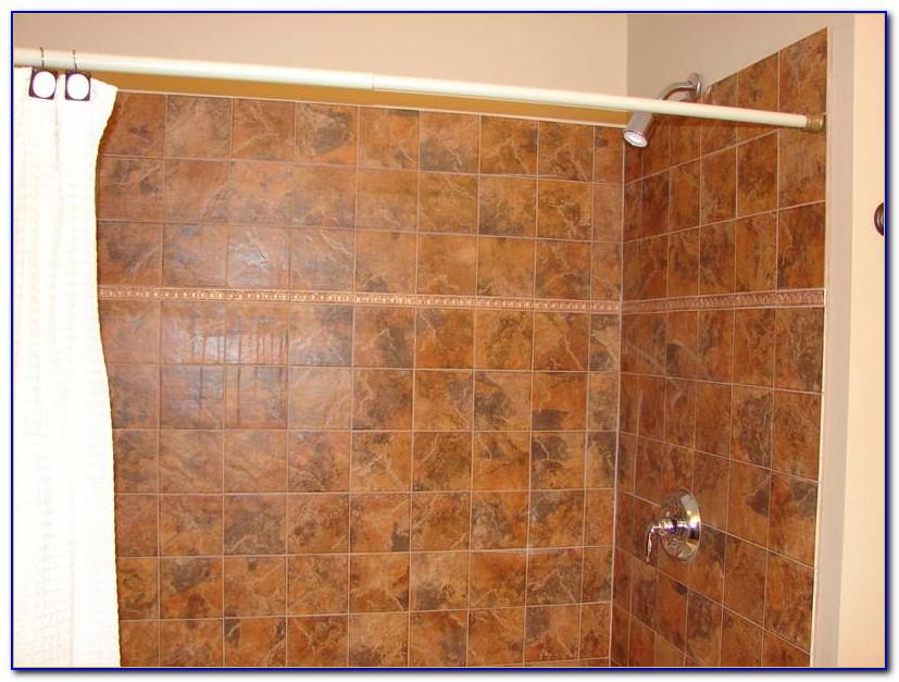 Installing Tile In Shower Drain