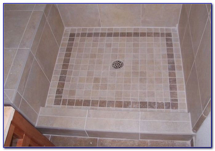 Installing Tile In Shower Pan