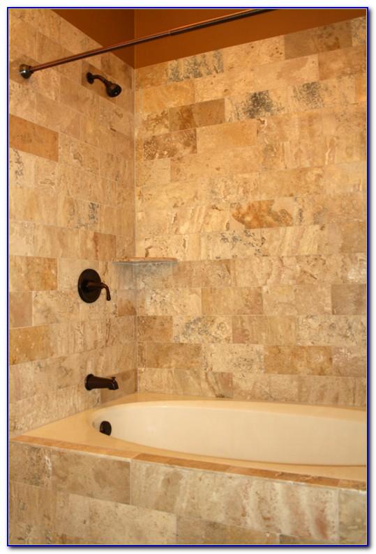 Installing Tile In Shower Tub
