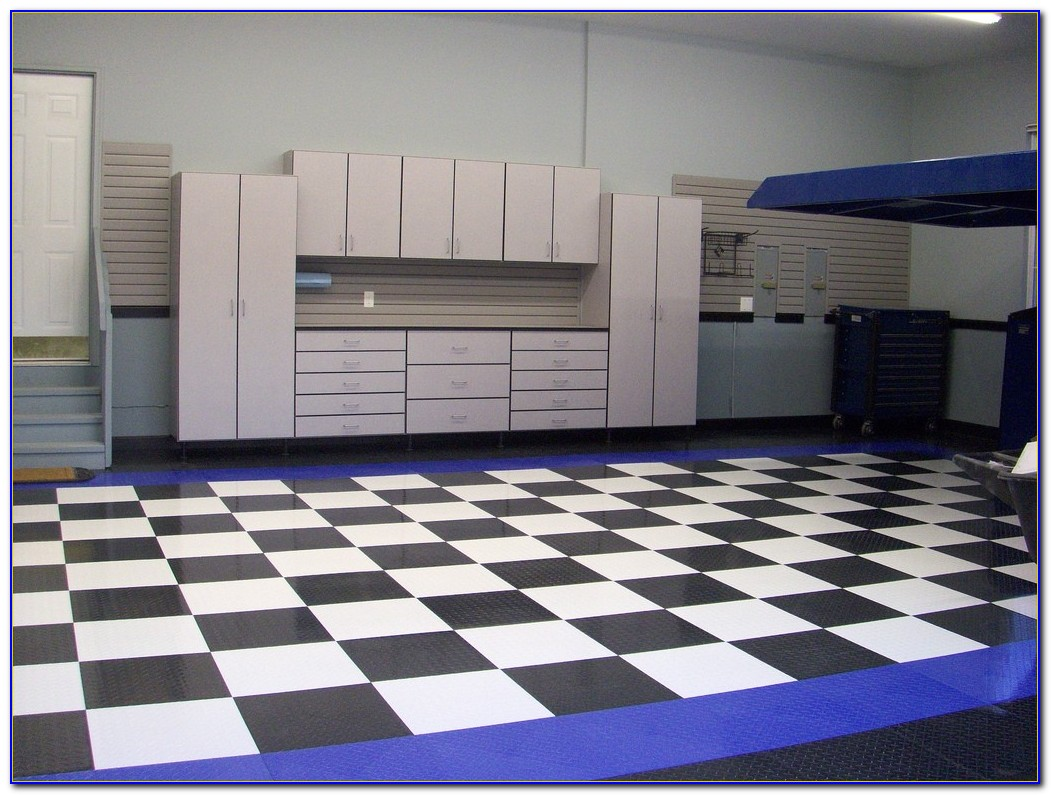 Interlocking Garage Floor Tiles Canada