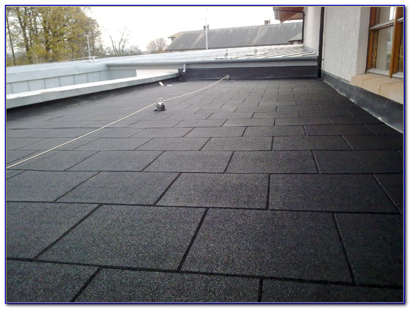 Interlocking Rubber Tiles For Patio